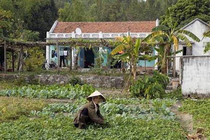 halong village