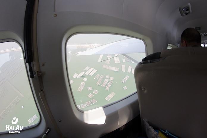 Ngắm cảnh từ thuỷ phi cơ