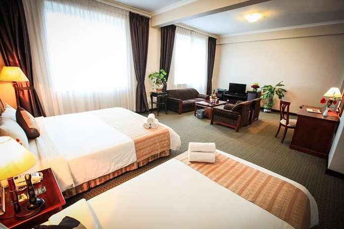 Top khách sạn Hạ Long