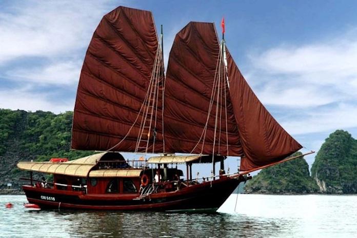 du thuyền indochina Hạ Long