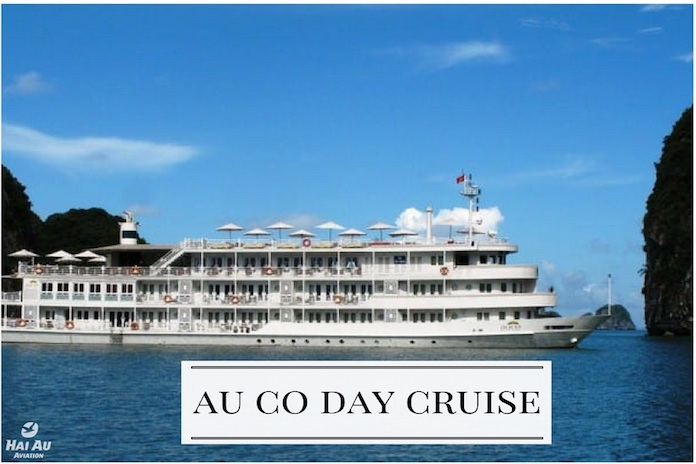 au-co-cruise recommended Halong Bay cruises