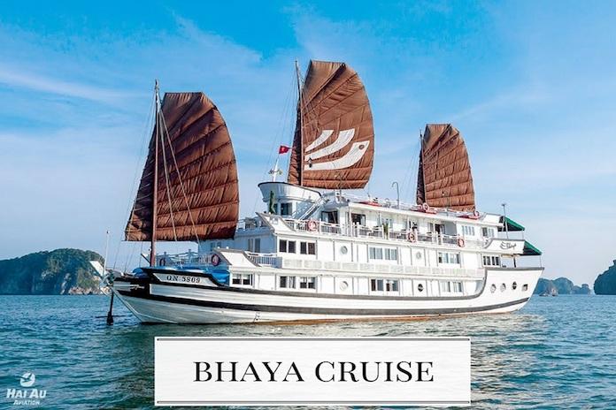 Bhaya Cruise recommended Halong Bay cruises