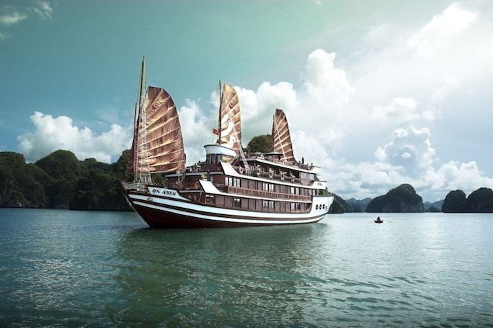 Audley travel Halong