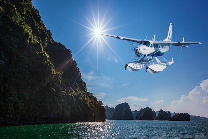get to Halong Bay