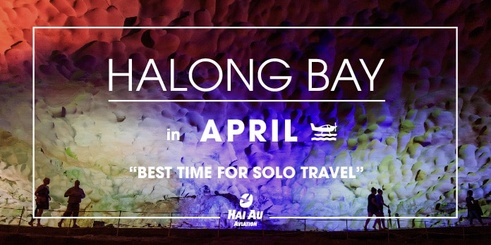 Explore the majestic Halong on your own