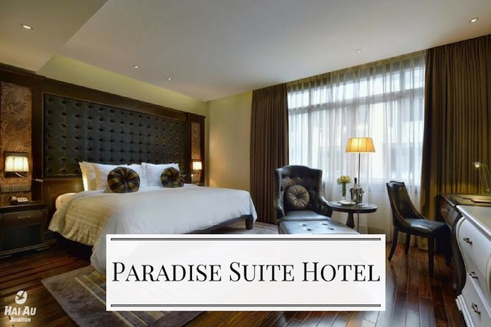 PARADISE SUITES HOTEL AND SPA