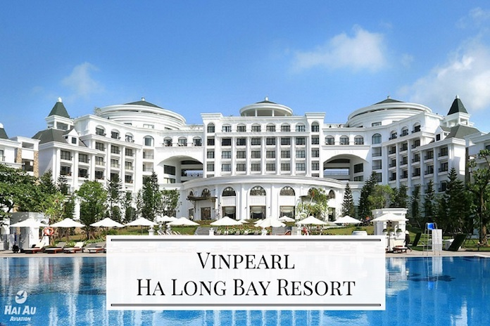 The Vinpearl Ha Long Bay resort is a great choice for travelers regardless to whether they're travelling on business or pleasure.