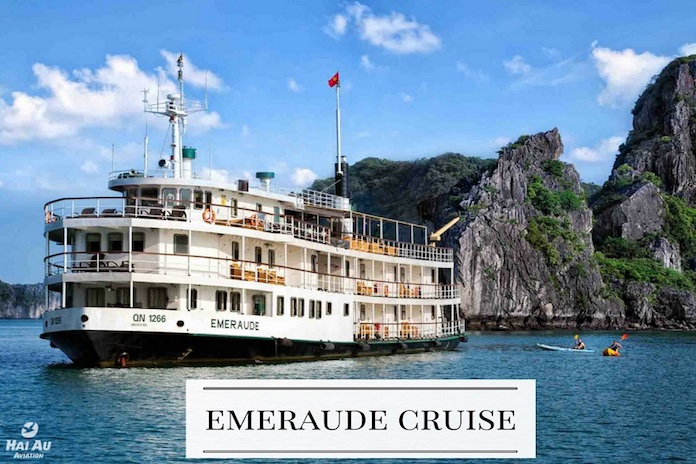 Emeraude Cruise recommended Halong Bay cruises
