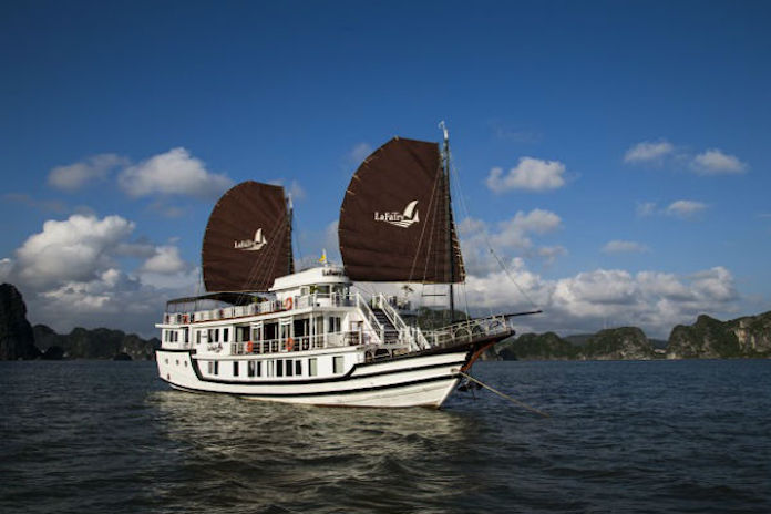 Mid-range Halong Bay Cruise