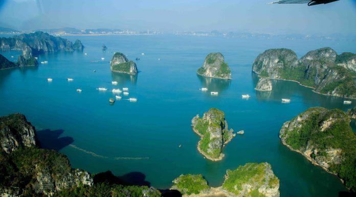 Review Halong Bay trip