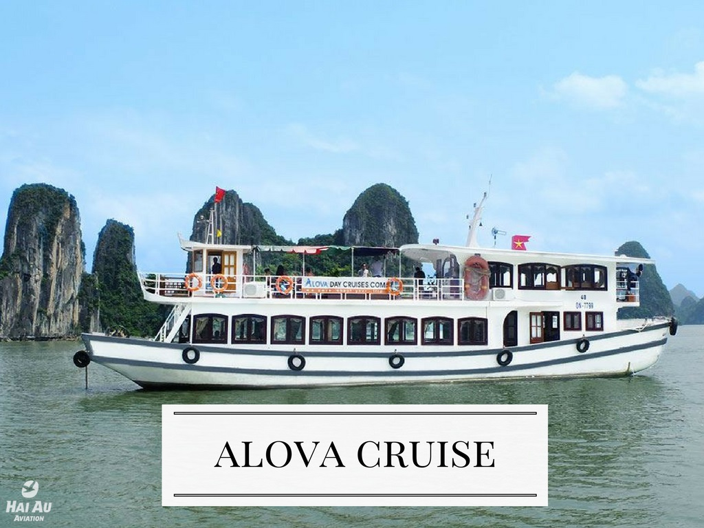 alova day cruise halong bay day cruises