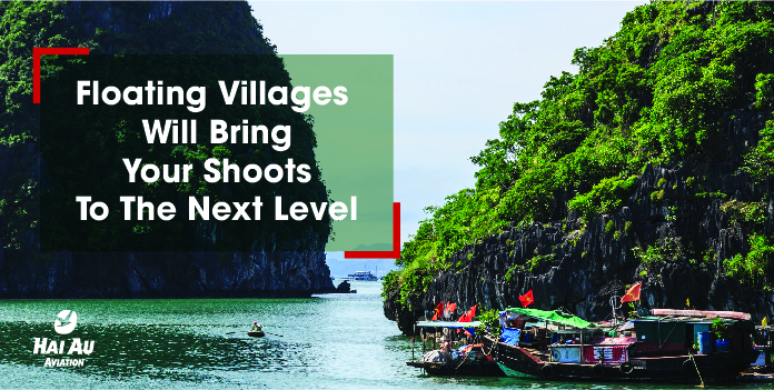 Floating Villages Will Bring Your Shoots To The Next Level
