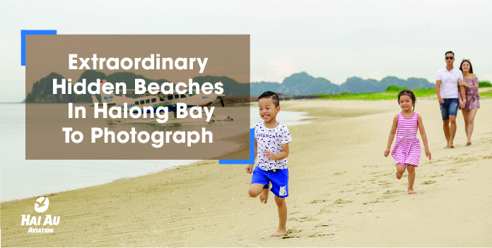 Extraordinary Hidden Beaches In Halong Bay To Photograph