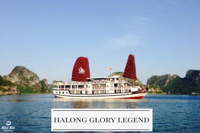 du thuyền Halong glory