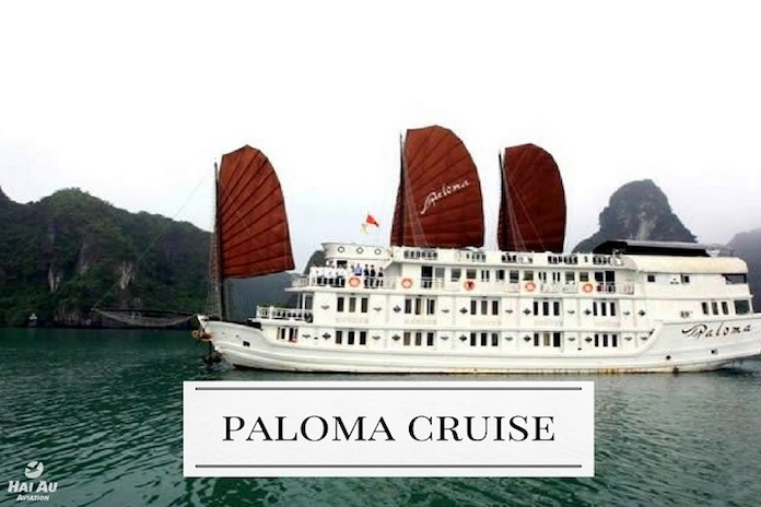Top Cruise in Halong Bay