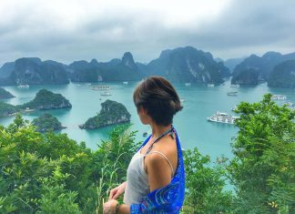 Places to photograph in Halong Bay