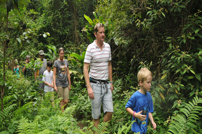 Trekking Halong Bay Tour
