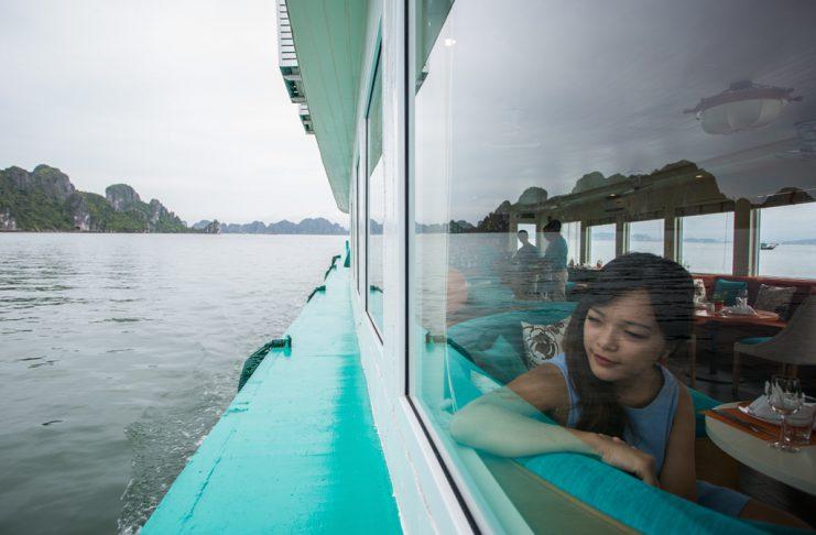 best halong bay cruise