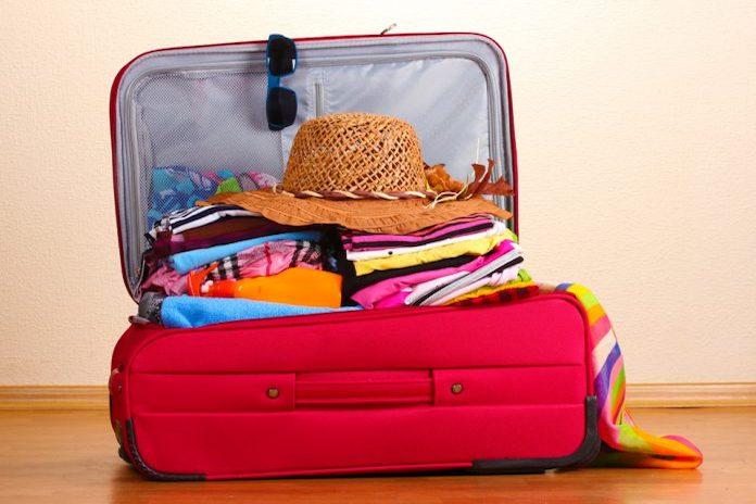 10 lưu ý khi chuẩn bị hành lý du lịch xếp đồ du lịch