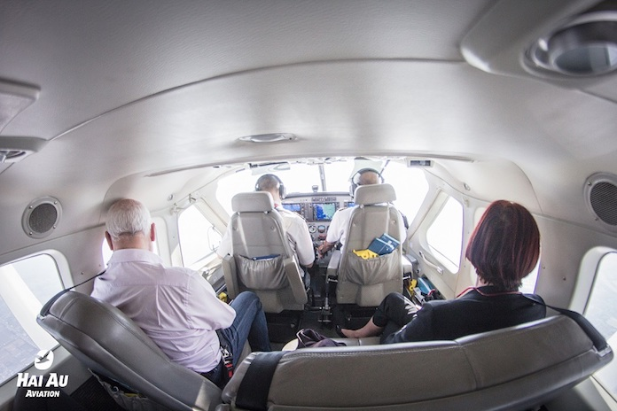 Cessna Grand Caravan Seaplane Halong Hai Au Aviation
