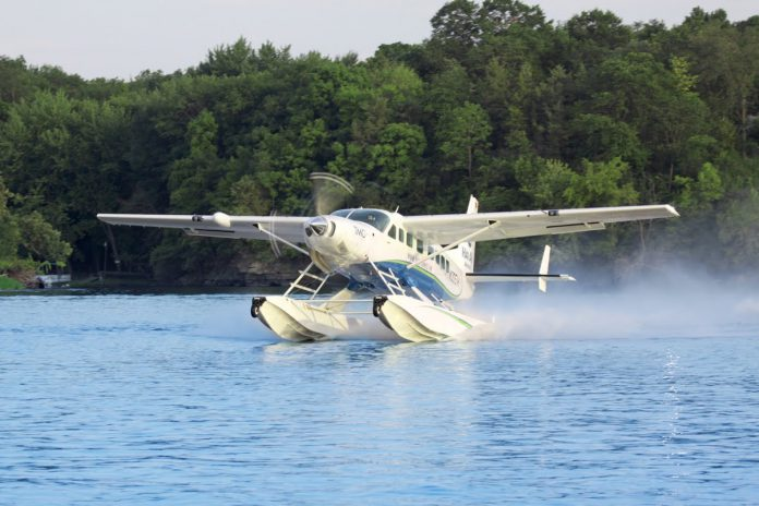 Cessna Grand Caravan Seaplane Halong Hai Au Aviation