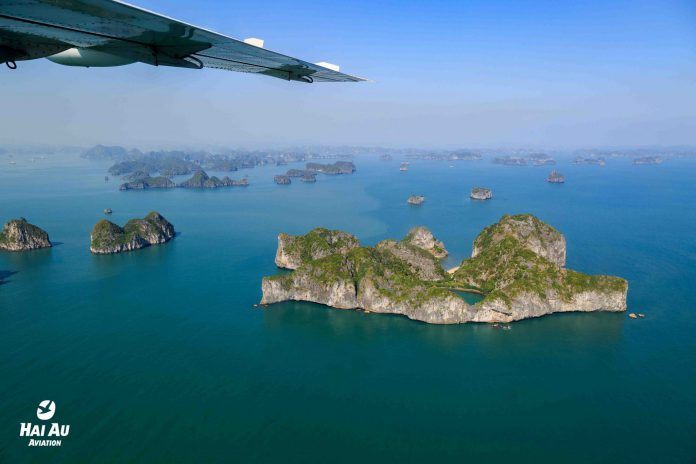 best time to visit halong bay by seaplane