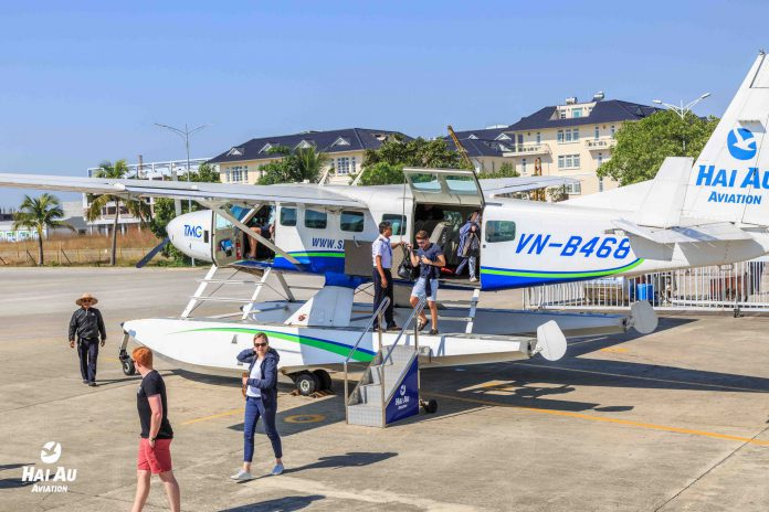 What does seaplanes use for?