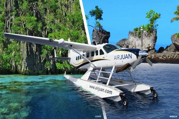 Seaplane AirJuan