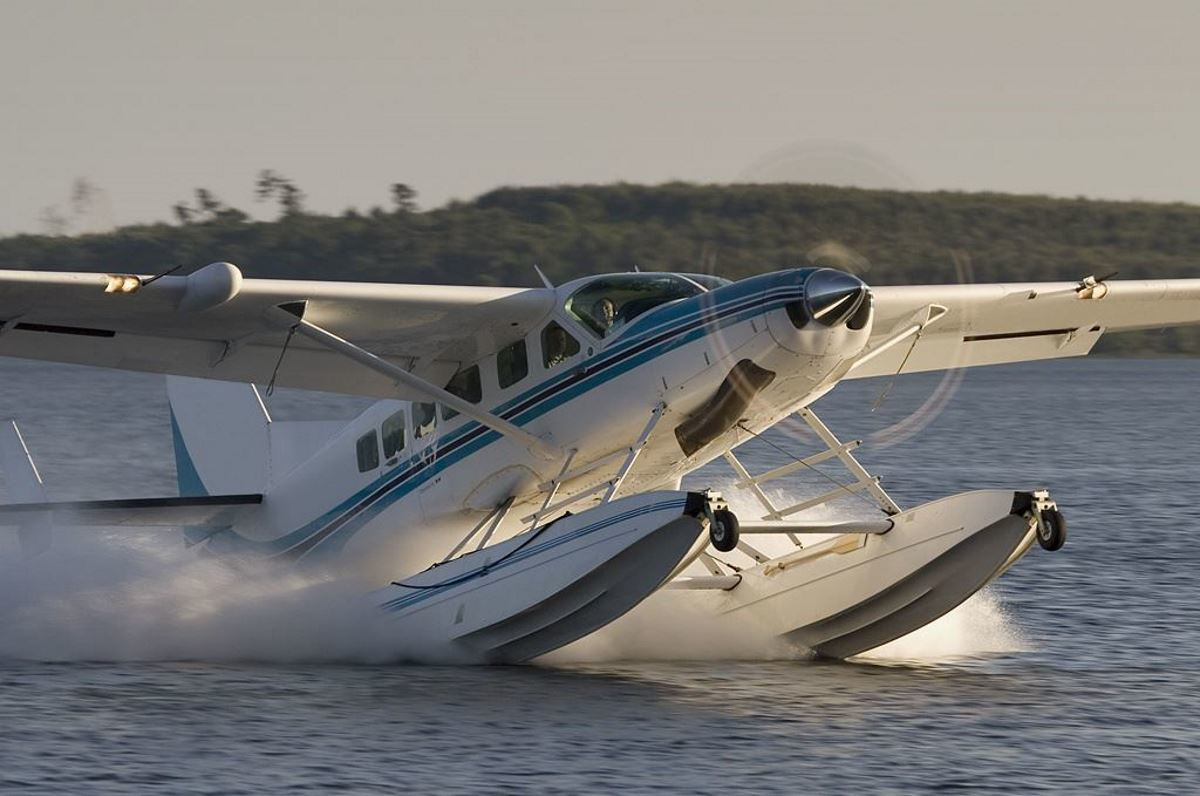 Adventure Seaplane in Philipines