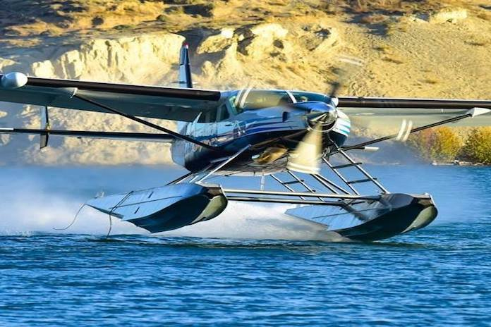 well-known seaplane service in Asia 2017