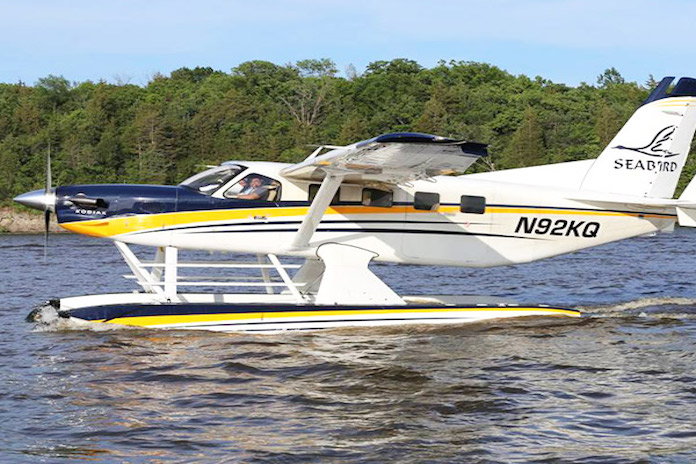 seaplane service in Asia, Seabird Seaplane: India