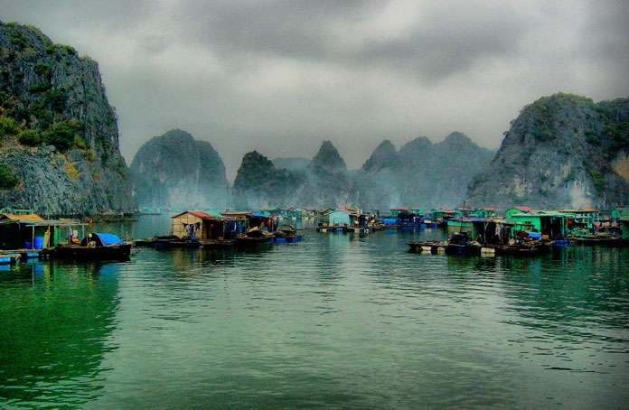 Weather Hanoi to Halong BAy