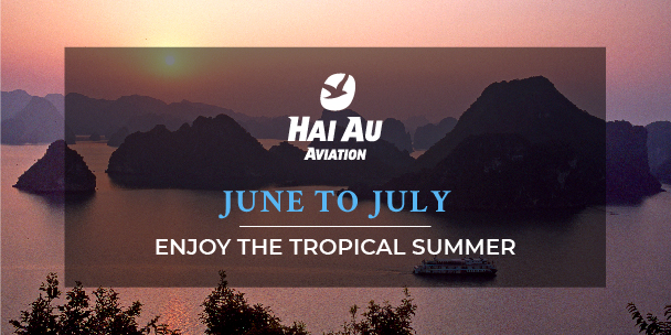 Halong Bay Weather June to july