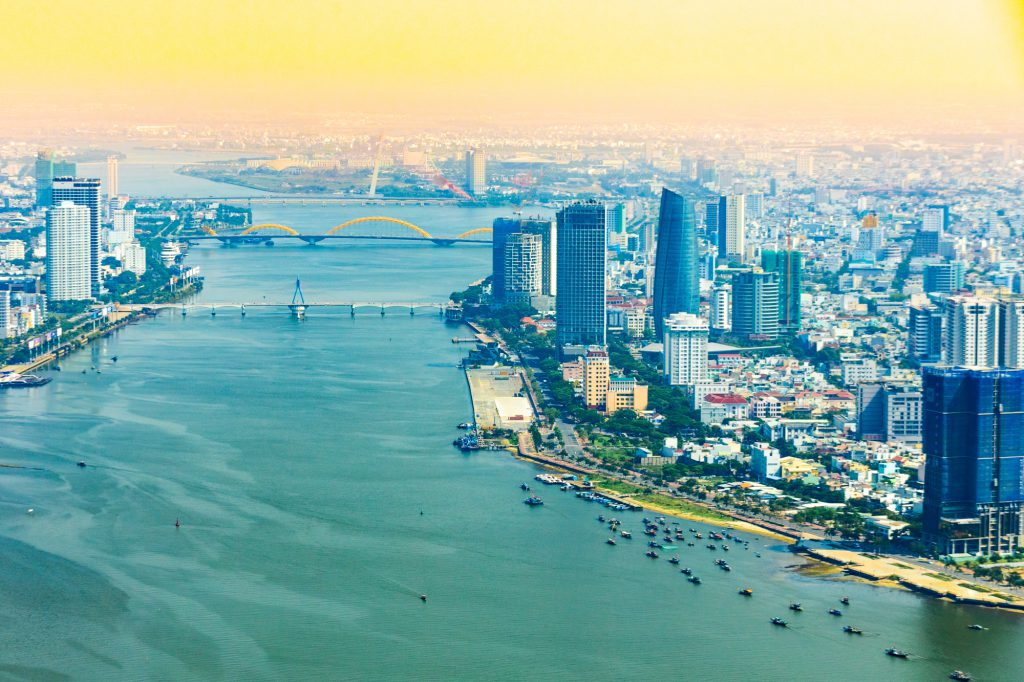 Danang From Above