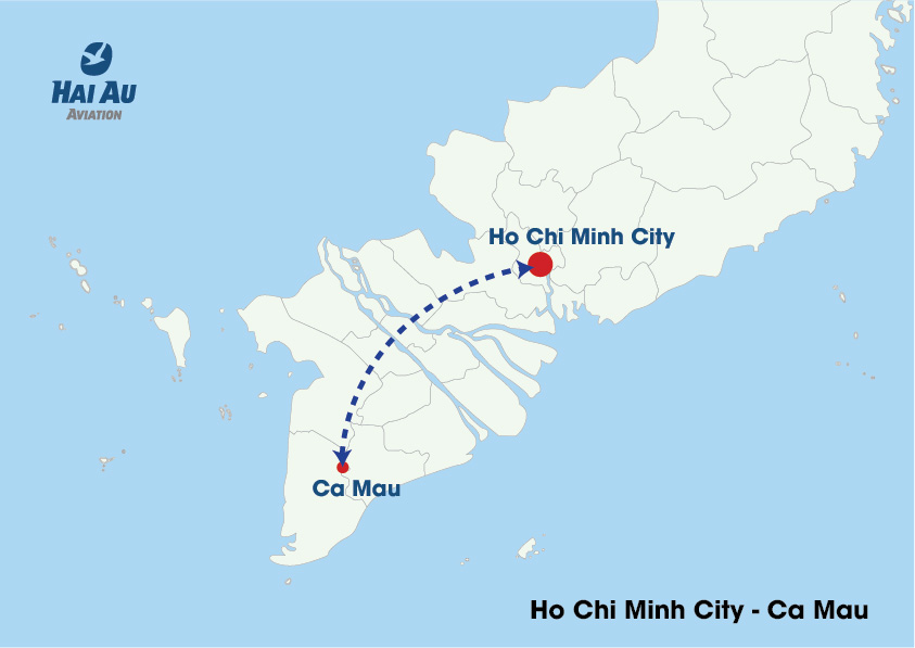 Hai Au Aviation Introduces New Flight Routes in Ho Chi Minh City6