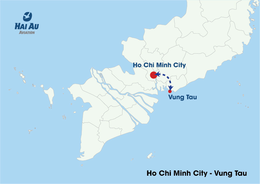 Hai Au Aviation Introduces New Flight Routes in Ho Chi Minh City 4
