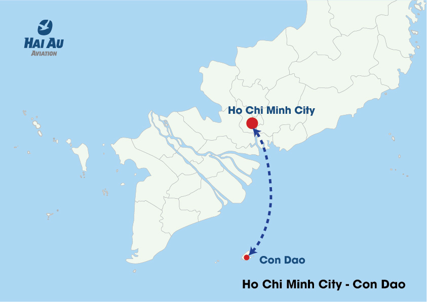 Hai Au Aviation Introduces New Flight Routes in Ho Chi Minh City 5