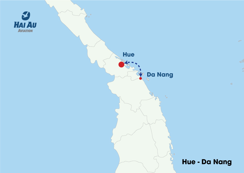 Hai Au Aviation Opens New Flight Routes to Hue Vietnam