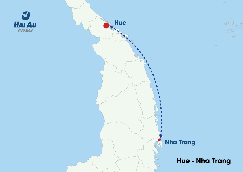 Hai Au Aviation Opens New Flight Routes to Hue Vietnam2