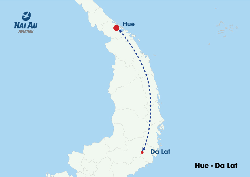 Hai Au Aviation Opens New Flight Routes to Hue Vietnam3