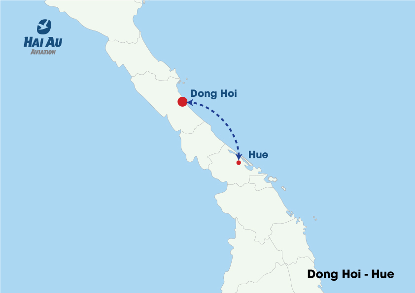 Hai Au Aviation Opens New Flight Routes to Hue Vietnam4