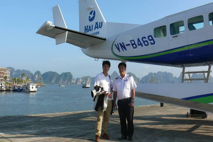 The First Seaplane Captain in Vietnam4