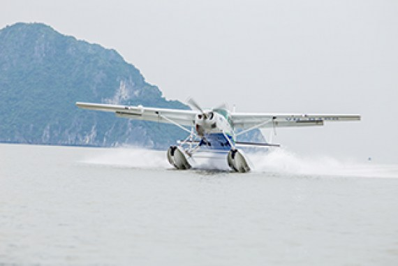 Hai Au Aviation Welcomes First Two Seaplanes to Vietnam