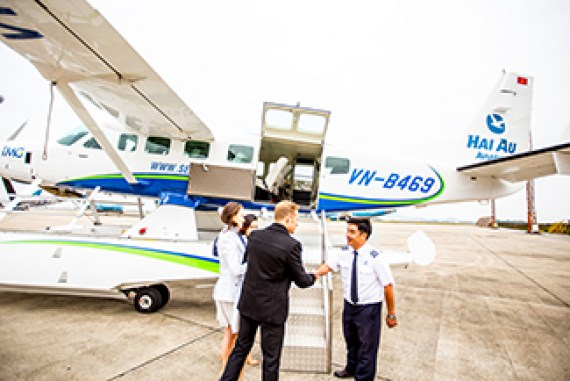 Hai Au Aviation Opens New Flight Routes to Hue, Vietnam