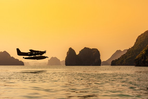 Hai Au Aviation Adds Afternoon Scenic Flights Over Halong Bay
