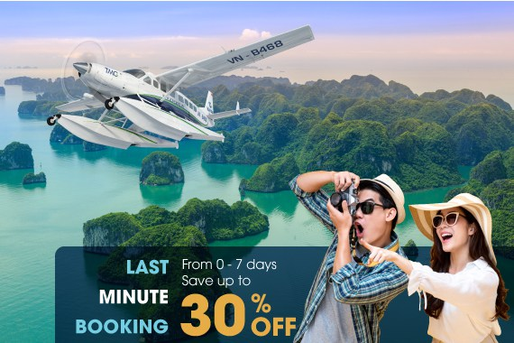 Last minute Booking in Halong Bay - Save up to 30% off