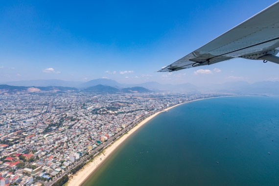 Super sale on Danang sightseeing flights - Just VND 1,350,000 per person