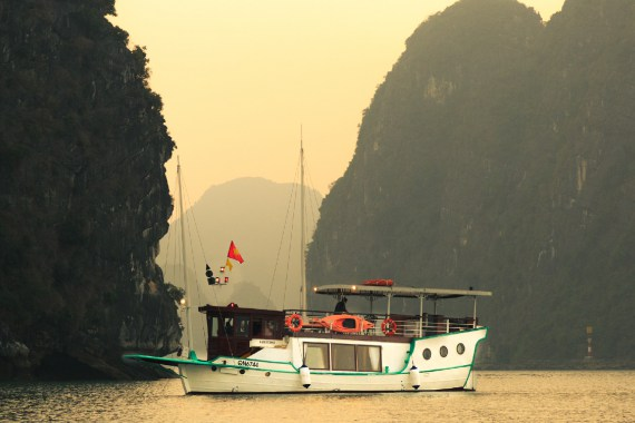 Halong Bay 2D1N: Scheduled Roundtrip Flights & L'Azalée Private Premium Cruise